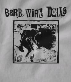 Barb Wire Dolls
