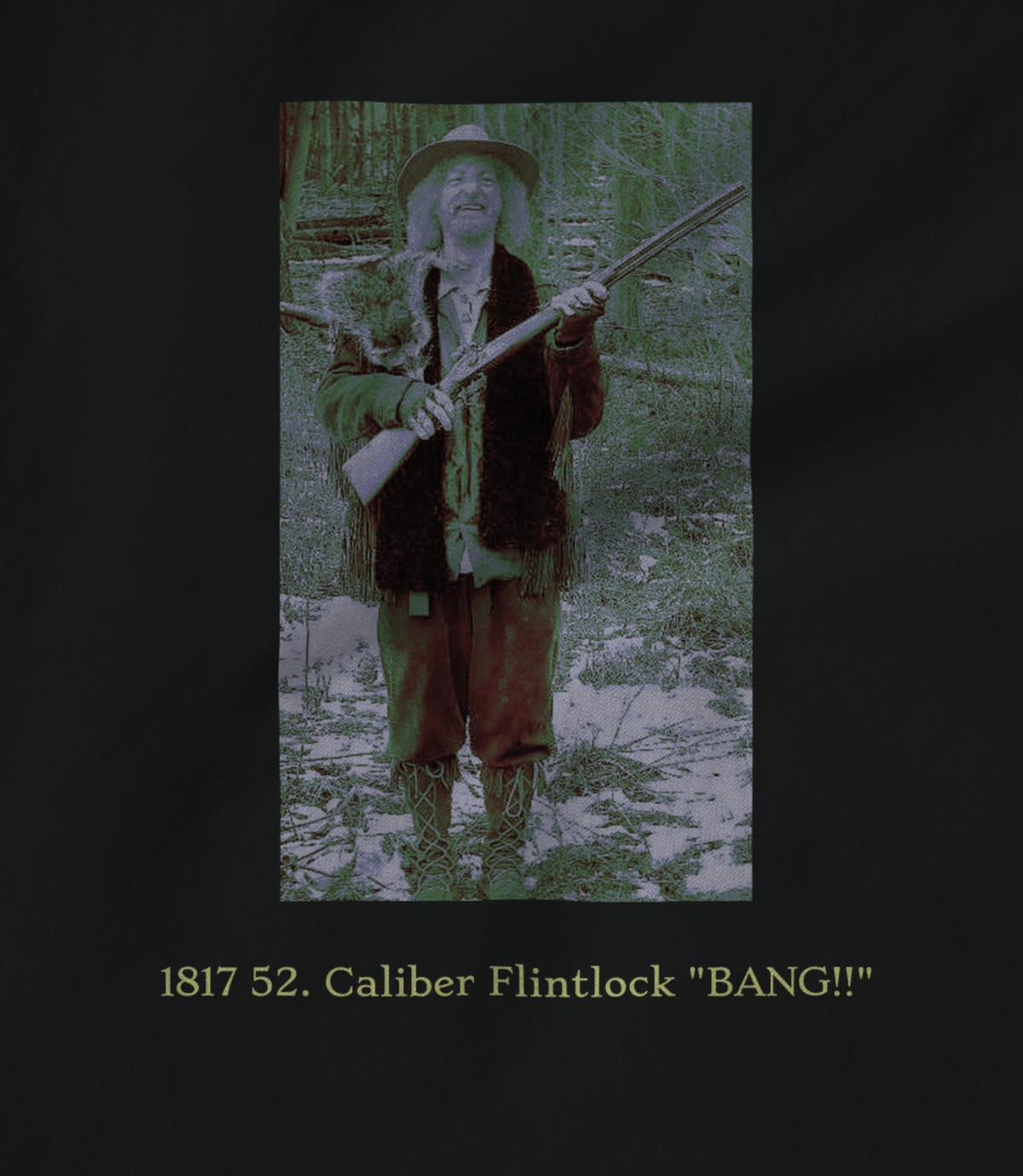 Art whimsically yours studio 1817 52  caliber flintlock  bang   1535512685