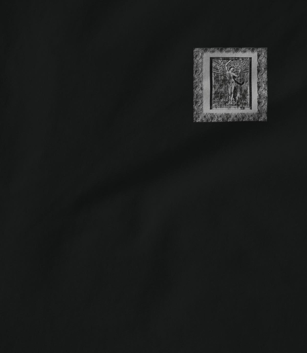 Jennifer doll  statue in black 1535324809