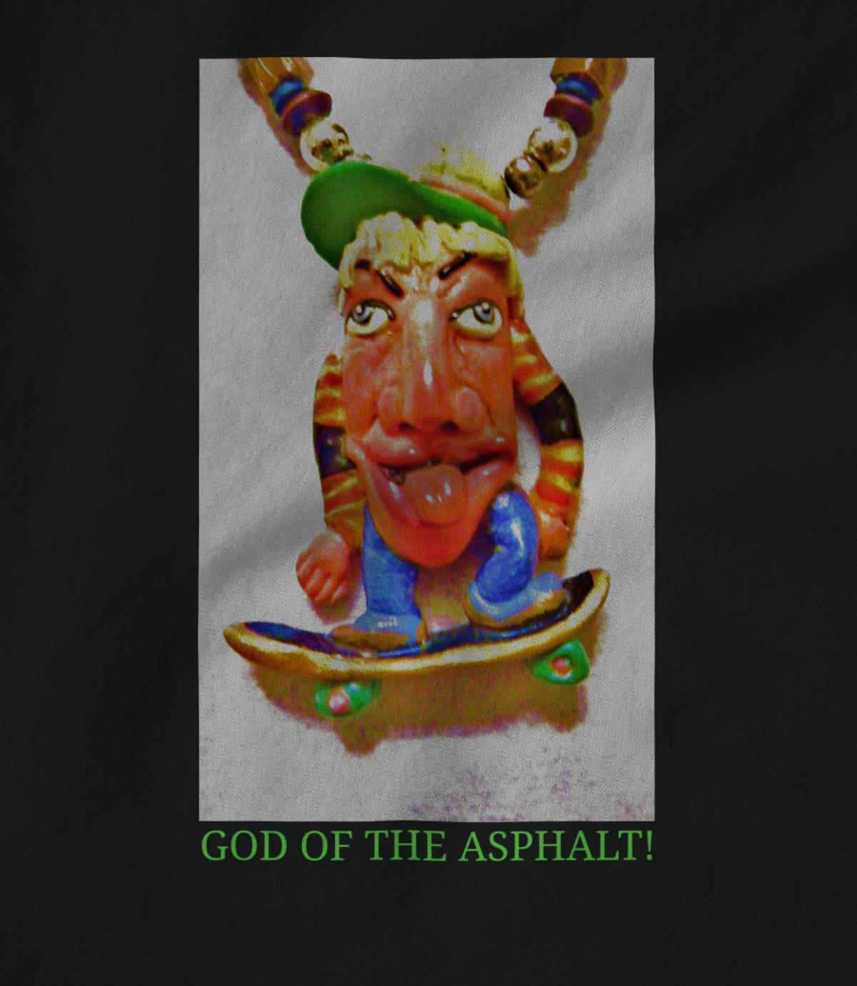 Matthew f  blowers iii god of the asphalt 1 1505939820