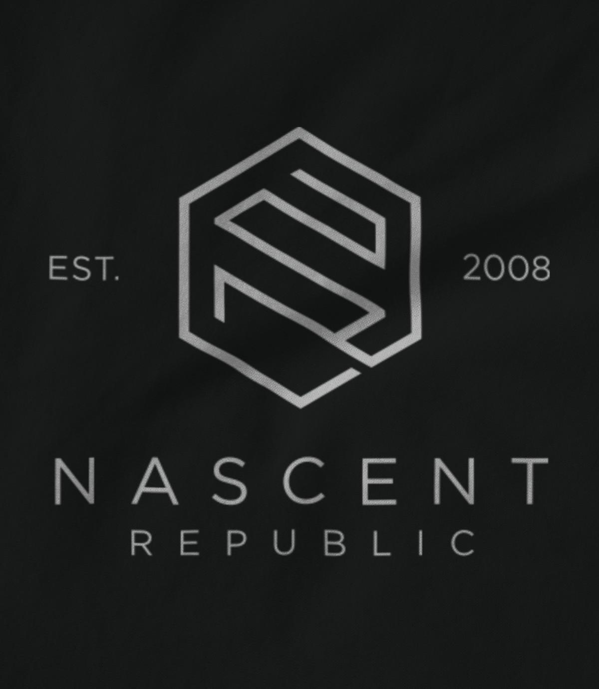 Nascent republic nr white black 1512516665
