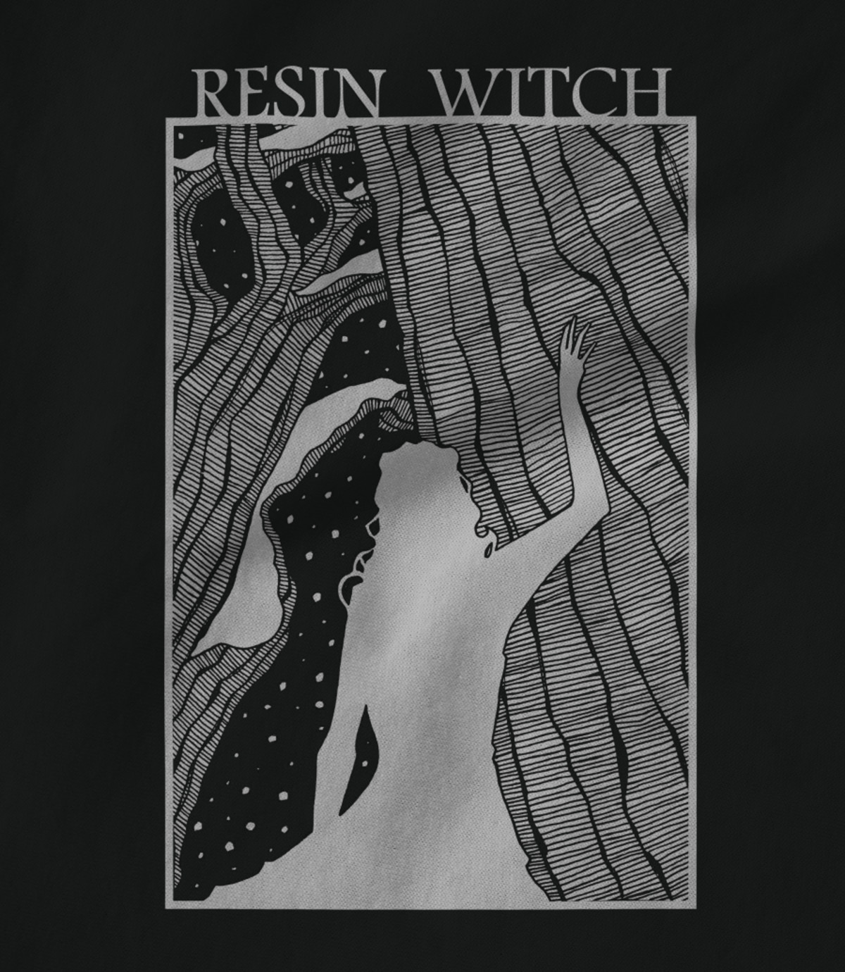 Resin witch black 1507216338