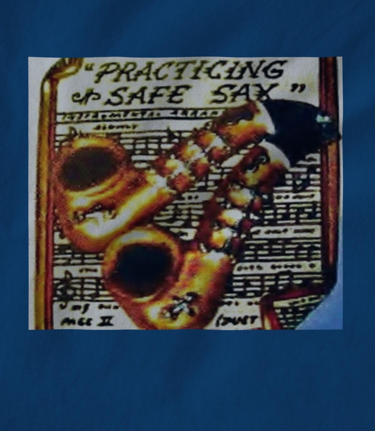 Matthew f  blowers iii practicing safe sax  1505324227