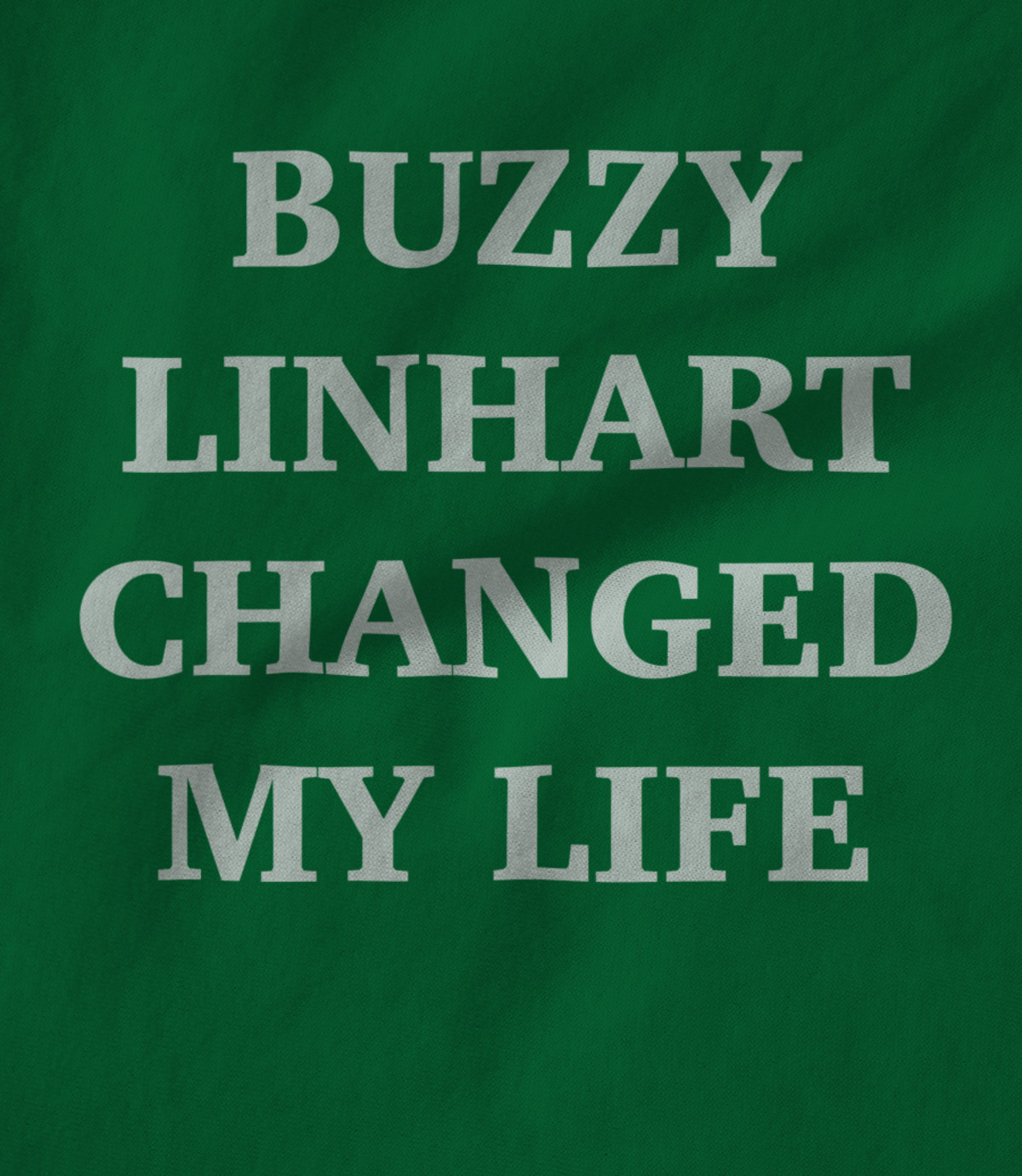 Buzzy linhart buzzy linhart changed my life 1513876054