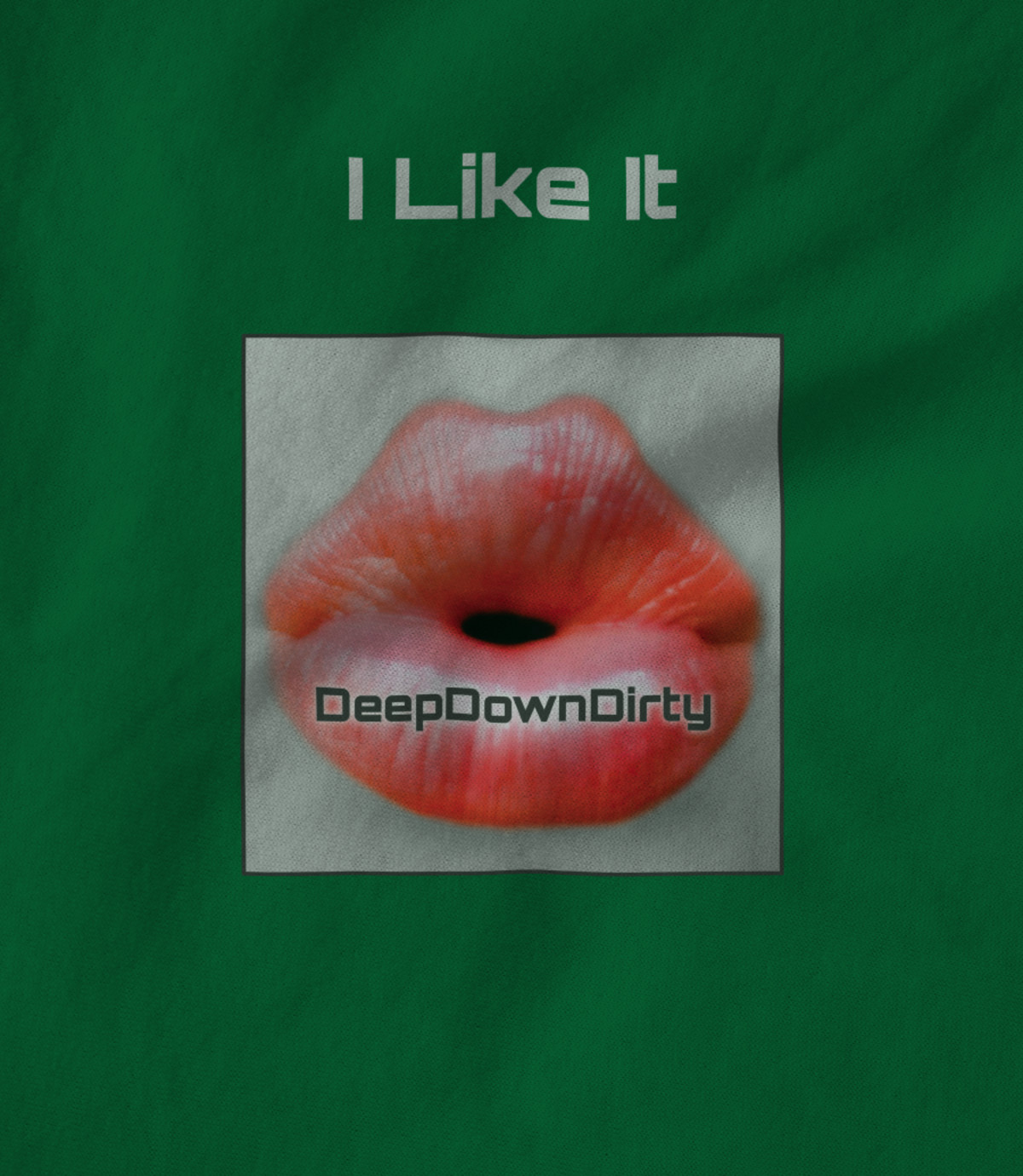 Deepdowndirty record label i like it square black 1523433309