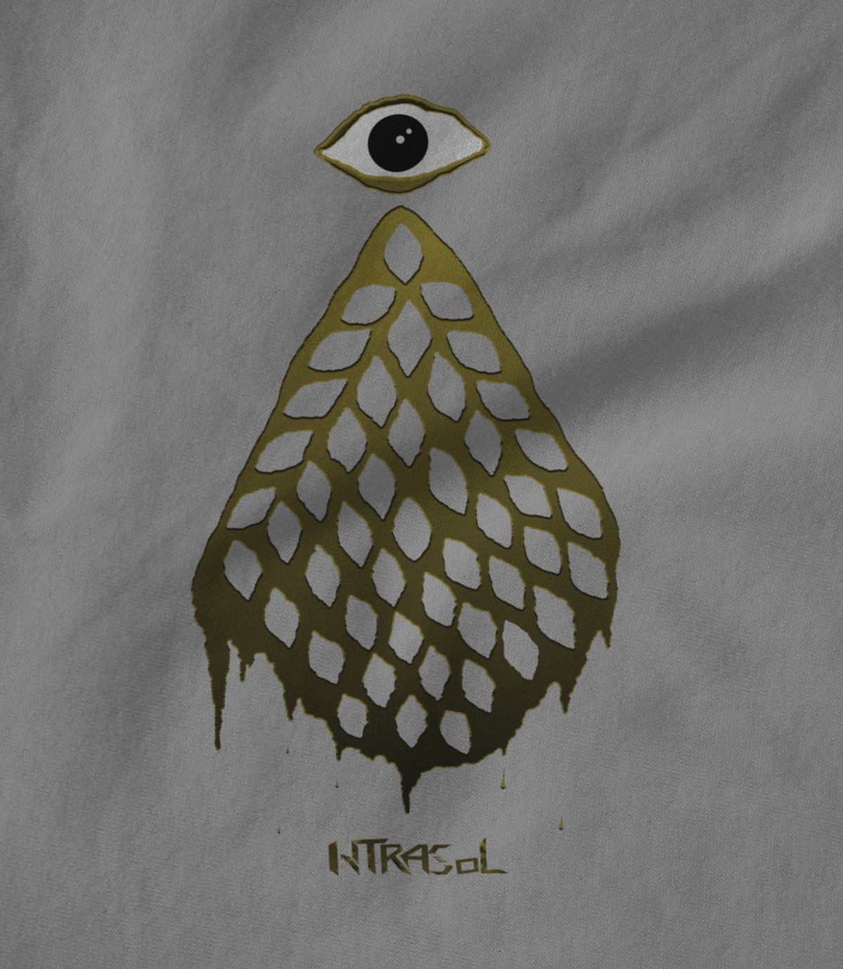 Intrasol pineal gland gold 1516041763
