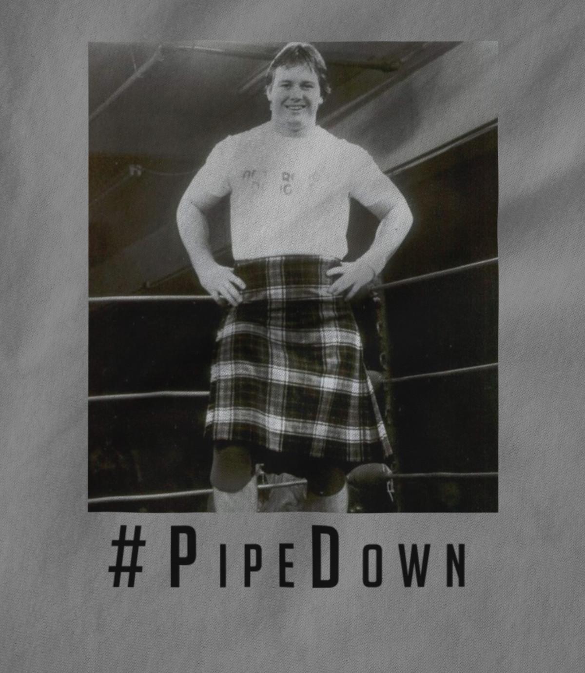 Pipe down   roddy piper hogtown classics 1480523769