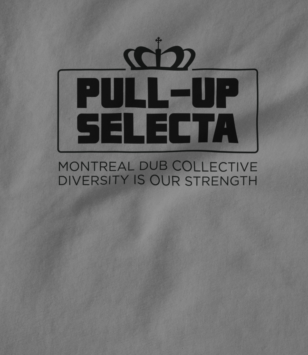 Pull up selecta mtl pull up dub collective  white  1549640160