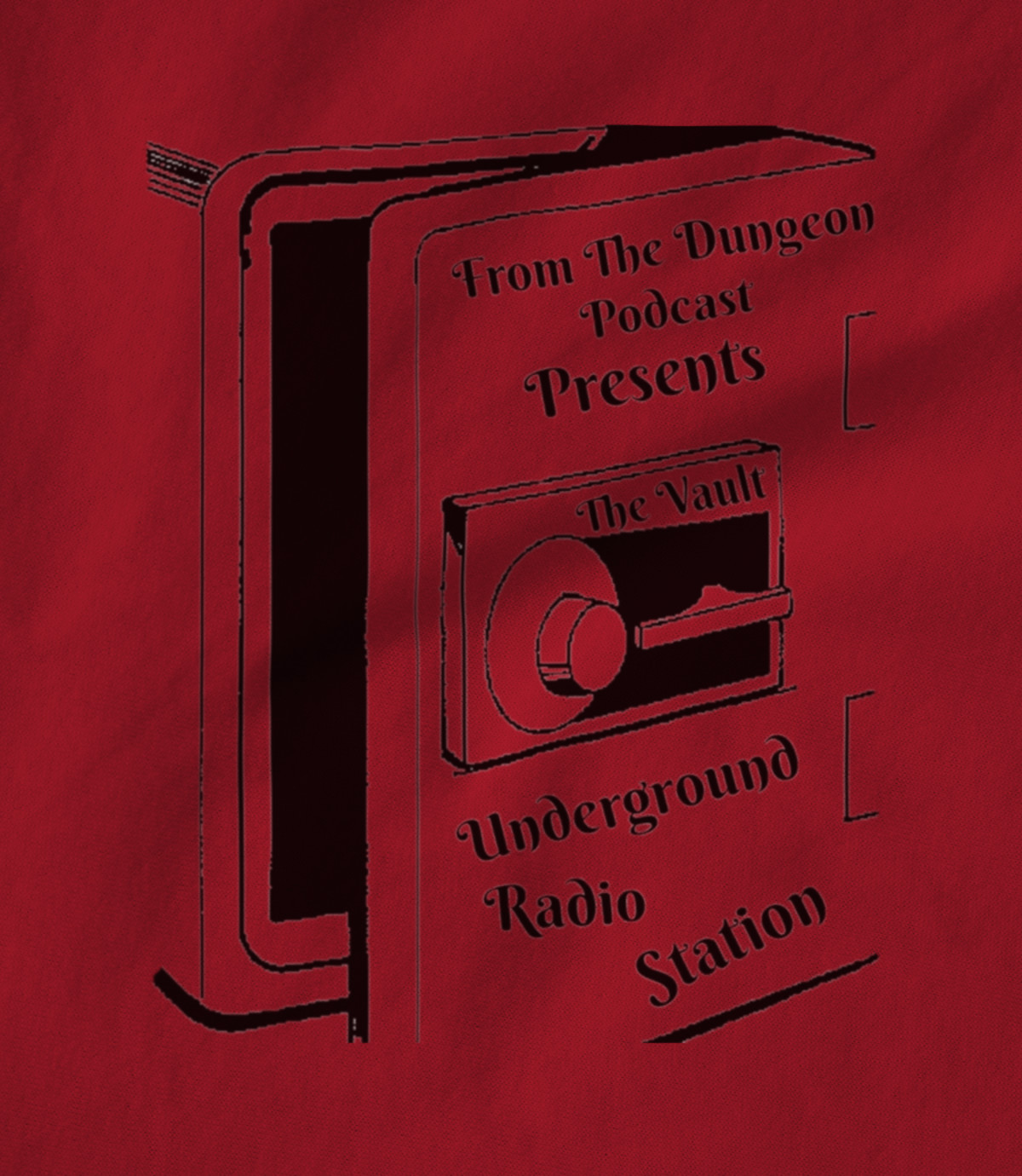 From the dungeon podcast  the vault radio show 1526064600