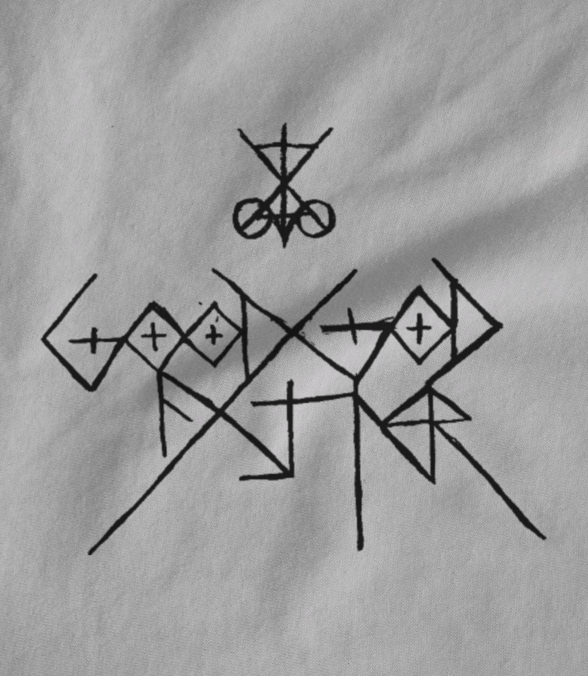 Good god father scribed logo black on white 1526711826