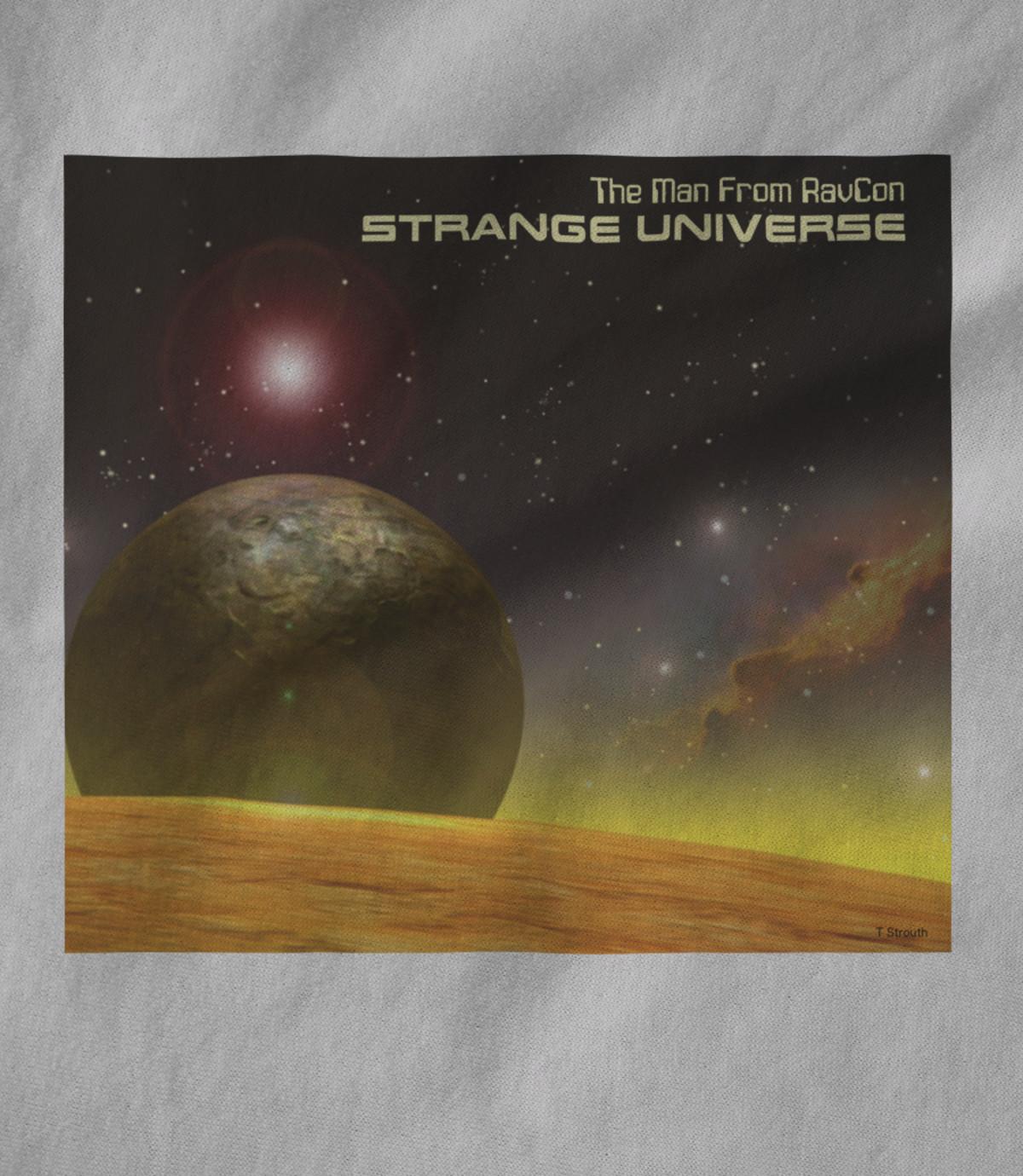 Man from ravcon strange universe 1479919191