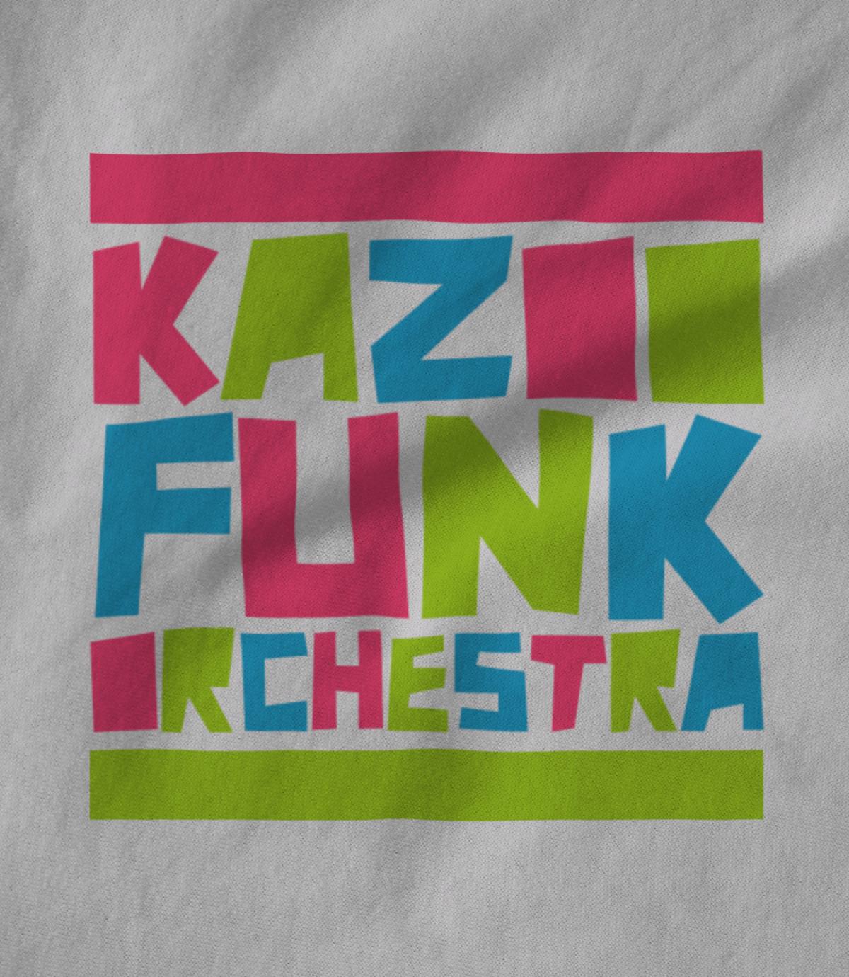 The kazoo funk orchestra the kazoo funk orchestra   logo tee  2015  fgoxlo