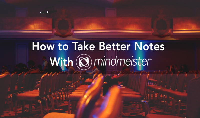 How to take better notes with MindMeister