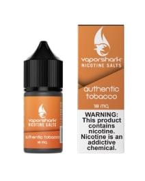 Product Vapor Shark Authentic Tobacco Salt