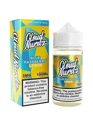 Cloud Nurdz TFN Blue Raspberry Lemon