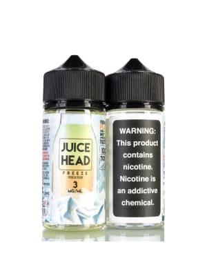 Juice Head Freeze Peach Pear
