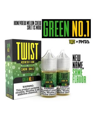 Twist Salts Green No. 1 - 2 Pack