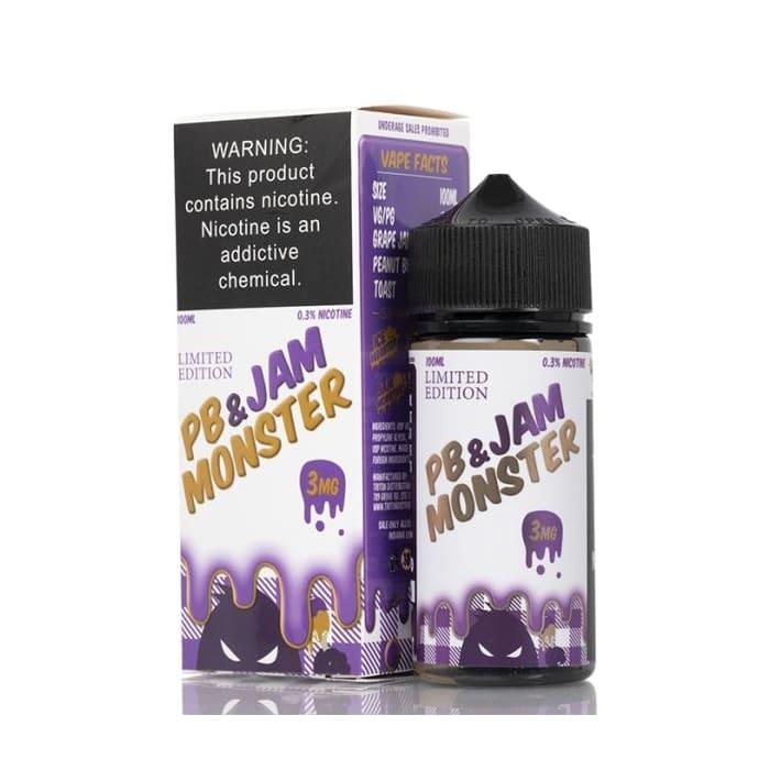 Jam Monster PB & Jam Grape