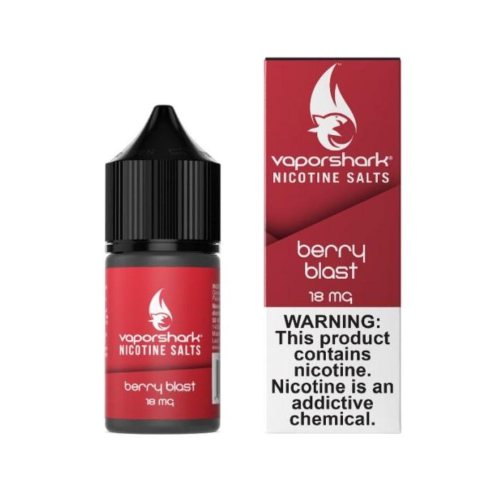 Vapor Shark Berry Blast Salt