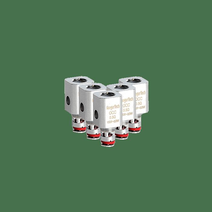 Kanger Subtank Vertical OCC coils (5 Pack)