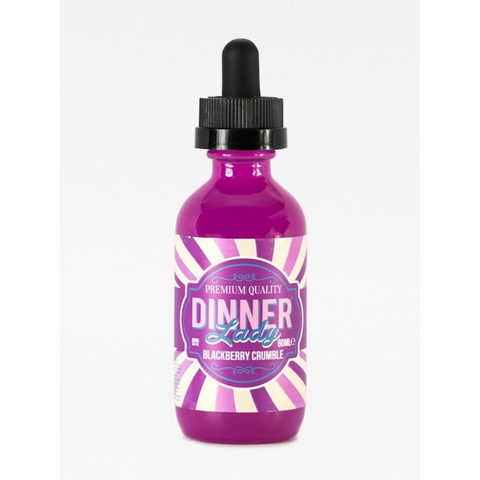 Dinner Lady Blackberry Crumble - 60ML