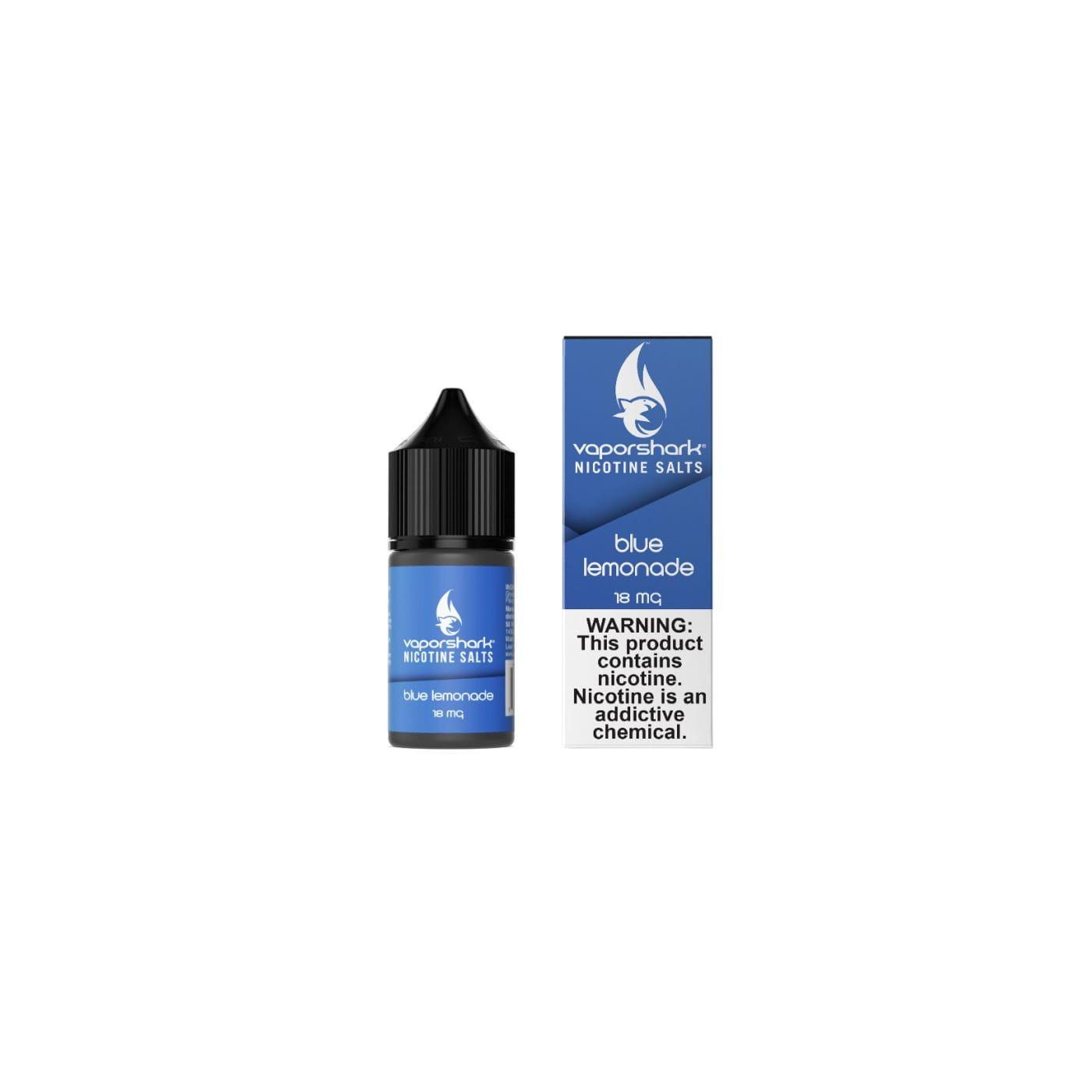 Vapor Shark Blue Lemonade Salt