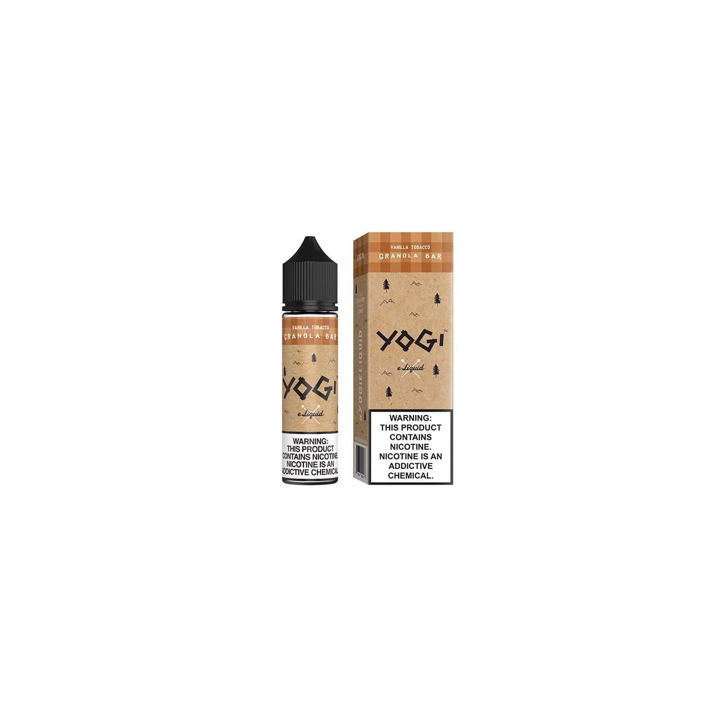 Yogi Vanilla Tobacco Granola