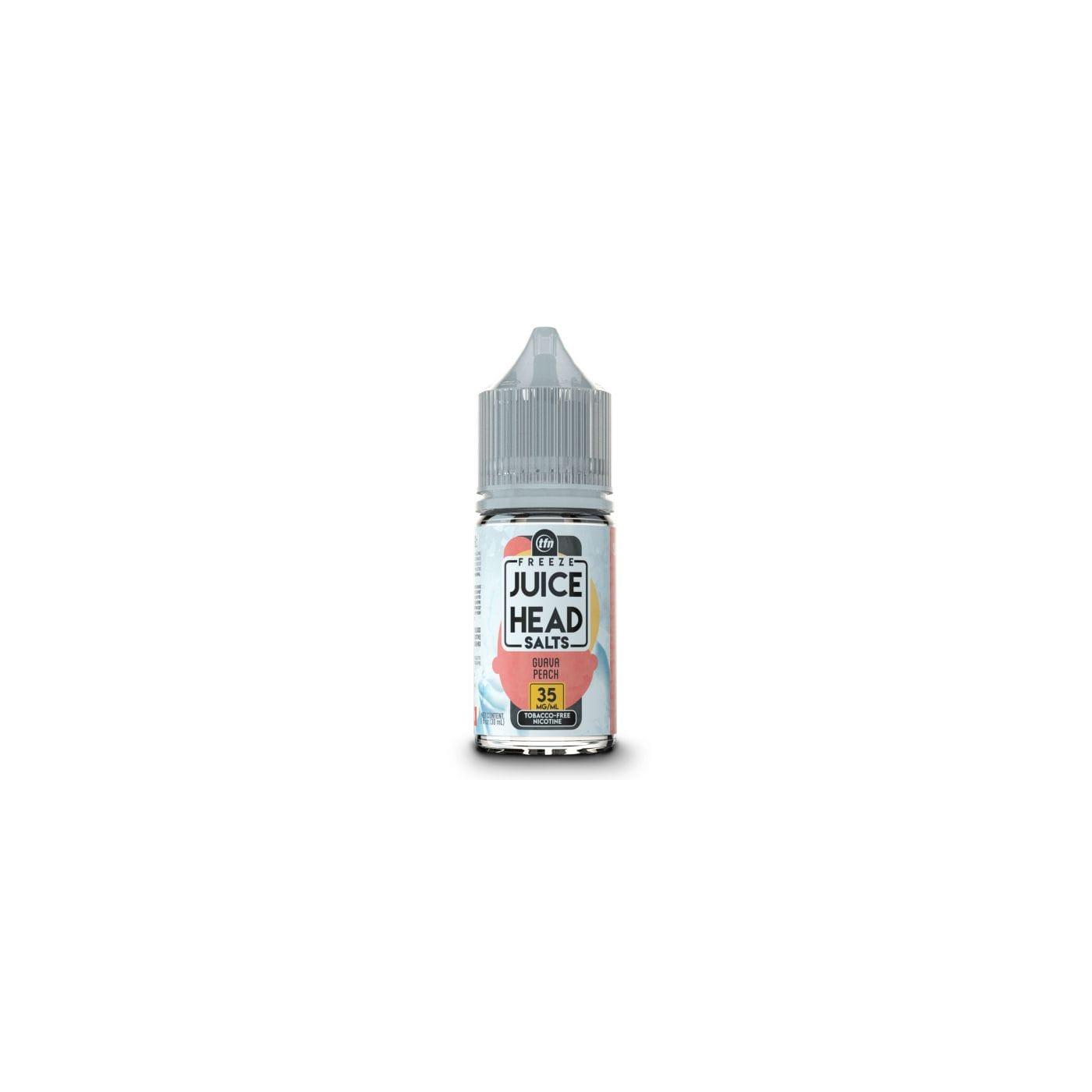 Juice Head TFN Salts Guava Peach Freeze