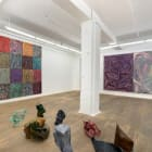Gabriel Hartley, 2012, installation view, Foxy Production, New York