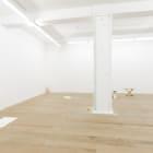 Gordon Hall, 2014, installation view, Foxy Production, New York