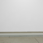 Stephen Lichty, Kneeler, 2012, marble and wool cushion,  4 1/2 x 112 x 14 in. (11.43 x 284 x 35.56 cm.), edition of 2, SL_FP2653