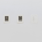 The Pencil Show, 2010, installation view, Foxy Production, New York