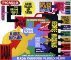 Dada Through Fluxus Flow