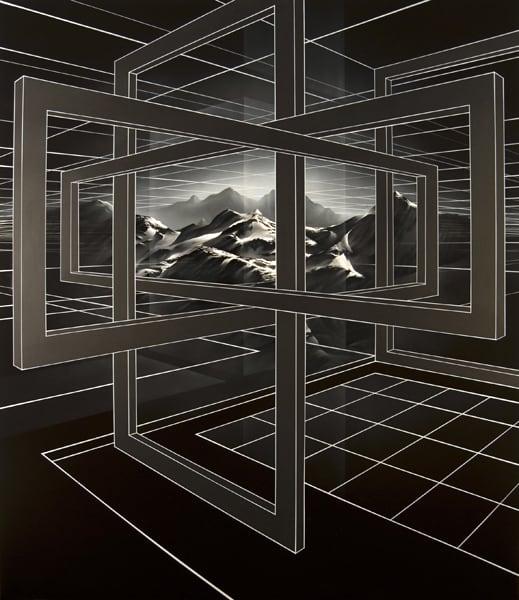 Imprisoned Landscape
