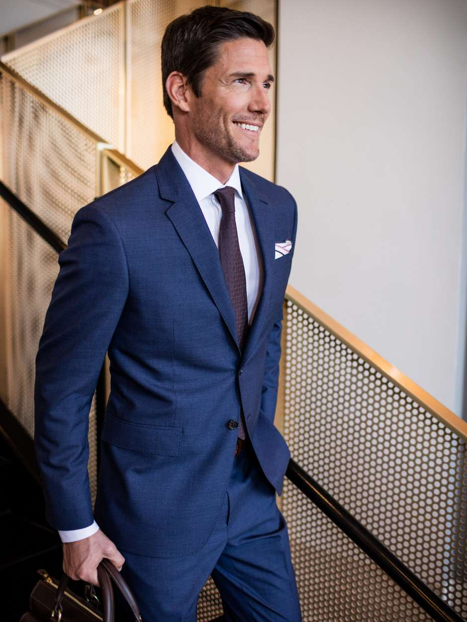 The Navy Suit - Trunk Club