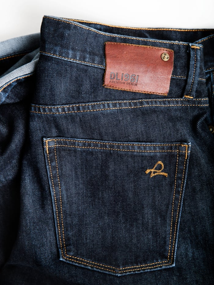 DL1961 Dark Denim Portrait