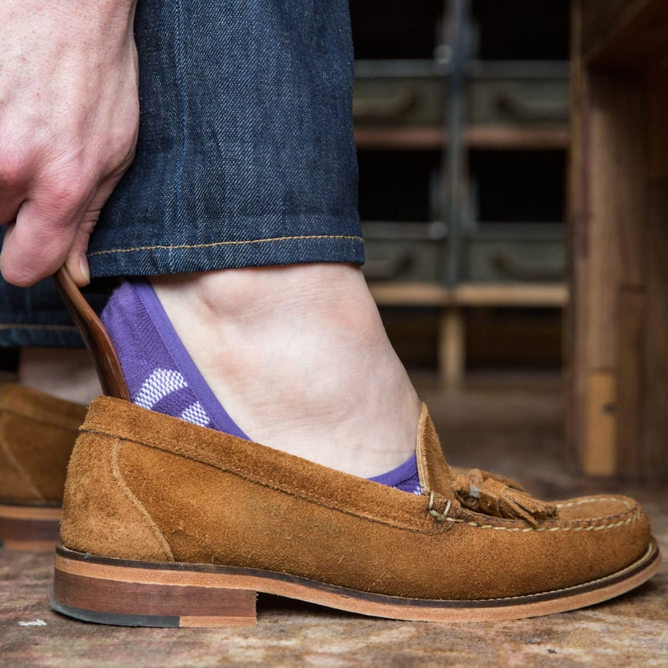 No show socks for loafers