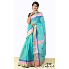 Gaye Holud-Cotton-Tangail-Saree--ts-338
