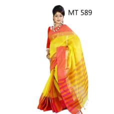 Gaye Holud-Cotton-Tangail-Saree--ts-589