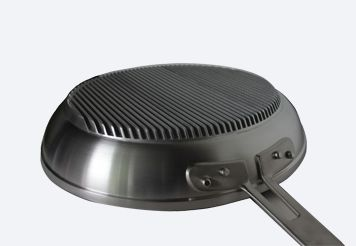 Turbo Fry Pan