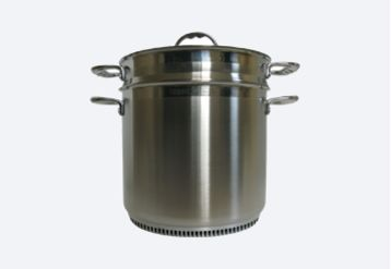 Turbo 9.6 Qt. Multi-Pot