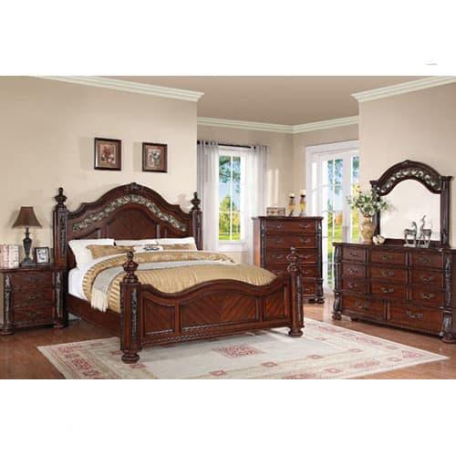 Conns Charleston Queen Bedroom Set 3 pc