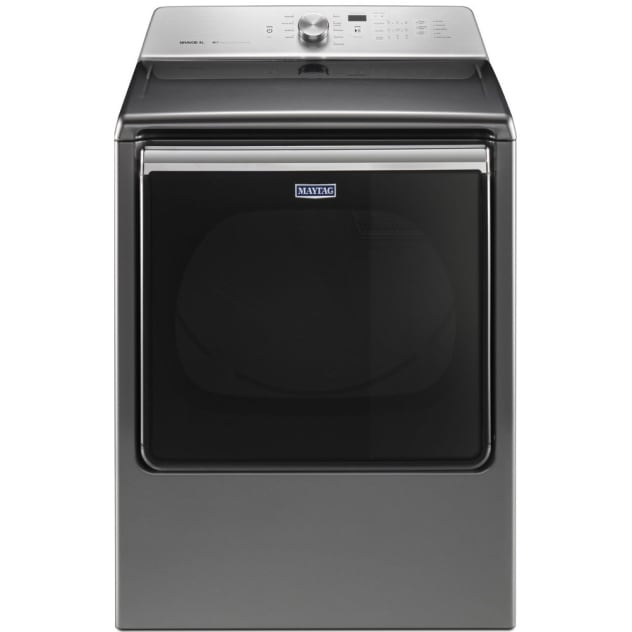 Maytag® 8.8 Cu. Ft. Extra-Large Capacity Gas Dryer with Advanced Moisture Sensing - MEDB835DC