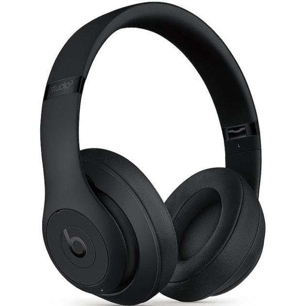 Beats by Dr. Dre Studio3 Wireless Headphones - Black - MQ562LLA