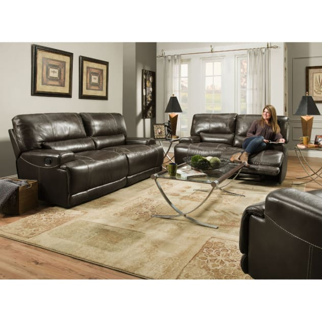 Napa Living Room - Reclining Sofa & Loveseat - 81002