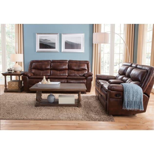 Nova Living Room - Reclining Sofa & Loveseat - NOVA2PCLR