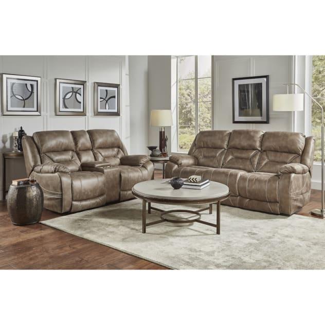 Transformer Living Room - Reclining Sofa & Loveseat - TRANSFORM2PCLR