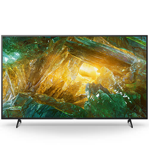"""XBR85X800H sony 65"""" smart tv with UHD"""