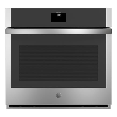 """GE 30"""" 5.0Cu.Ft. Single Electric Wall Oven in Stainless Steel"""