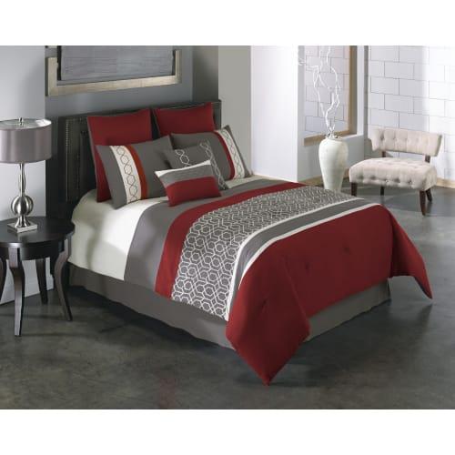 Callan 6 Piece Comforter Set - Queen - 80707